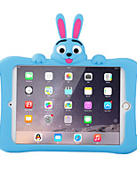 For Apple iPad Mini 3/2/1 Shockproof with Stand Pattern Back Cover Case 3D Cartoon Soft Silicone
