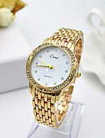 Women's Bracelet Watch Quartz Stainless Steel Band Silver Gold Rose Gold