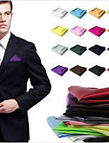 Men's Retro Style Pocket Square Wedding Men's Handkerchief Hanky Wedding Party