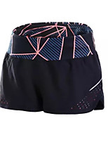 Women's Running Shorts Fitness, Running & Yoga Summer Yoga Running/Jogging Loose Sports