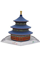 Jigsaw Puzzles DIY KIT 3D Puzzles Building Blocks DIY Toys Famous buildings Architecture