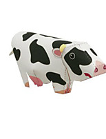 Jigsaw Puzzles DIY KIT 3D Puzzles Building Blocks DIY Toys Cow