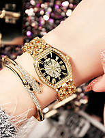 Femme Montre Tendance Montre Bracelet Bracelet de Montre Unique Creative Montre Montre Décontractée Montre Diamant Simulation Chinois