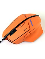 Morzzor MZ-21 2400DPI 7Keys USB Game Mouse with 150CM Cable