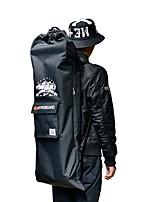 Waterproof Skateboard Backpack Skateboarding Dust Proof Back Pocket Polyurethanes High Density Ripstop
