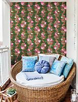 Květinový secesní motiv 3D Tapety pro domácnost moderní - současný design Wall Krycí , PVC a vinyl Materiál Samolepící tapeta , pokoj