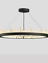 Contemporary and contracted style restoring ancient ways American crystal lamp light new classic personality of luxury buffet restaurant bedroom livin