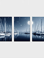 Stretched Canvas PrintThree Panels Canvas Horizontal Print Wall Decor For Home Decoration