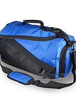 Men Backpack PU All Seasons Casual Bucket Zipper Blue