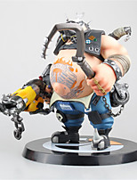 Anime Action Figures Inspired by Overwatch Cosplay PVC 30 CM Model Toys Doll Toy 1pc