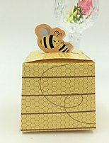 Sweet Honeybee Baby Shower Candy Box Birthday Party Decorations Kids Birthday Party Show Gift Box Party Supplies
