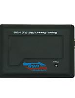 Yuankaida usbhub jy-sh012 hub USB 3.0 5.0 gbps super-velocidad 4 puertos