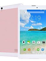8 inch 1280*800 IPS Android 4.4 Quad core  2GB 16GB 3G Phablet Tablet 2.0/2.0 MP Camera GPS-Pink