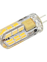 2W Luces LED de Doble Pin T 48 SMD 4014 180 lm Blanco Cálido Blanco Fresco V 1 pieza