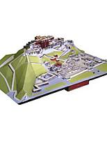 Kit de Bricolage Puzzles 3D Maquette en Papier Jouets Château Bâtiment Célèbre Architecture 3D A Faire Soi-Même Non spécifié Pièces