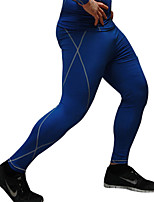 Men's Running Bottoms Fitness, Running & Yoga Quick Dry Sweat-wicking All Seasons Running/Jogging Exercise & Fitness Gym Winter Sports
