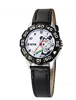 Men's Fashion Watch Digital Rubber Band Casual Black