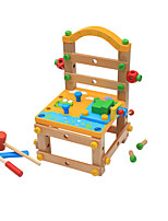 Building Blocks For Gift  Building Blocks Square Wooden 3-6 years old Toys