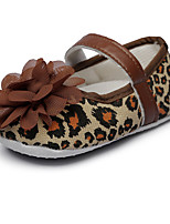 Baby Flats Comfort First Walkers Crib Shoes Fabric Spring Fall Wedding Casual Outdoor Party & Evening DressComfort First Walkers Crib