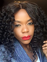 HOT 8A Brazilian Virgin Hair Loose Curly Glueless Lace Front Human Hair Wigs For Black Women 8-26inch Full Lace Wigs With Baby Hair Natural Hairline