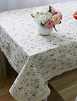 Others Print Table cloths , Cotton Blend Material Other 1
