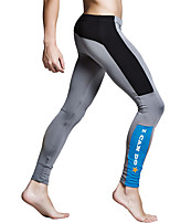 Men's Running Tights Wearproof Breathability Autumn/Fall Winter Running/Jogging Exercise & Fitness Terylene Tight Sports