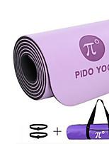 Натуральная резина Йога коврики Non-Slip 3.5 мм