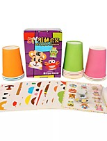 DIY KIT Art & Drawing Toy Square 6 Years Old and Above 3-6 years old