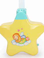 LED освещение Аксессуары для кукольного домика Звезда Пластик Для детей