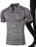 Men's Running Clothing Suits Fitness, Running & Yoga Sports Wear Running/Jogging Tight