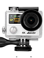 AMKOV AMK8000S 2MP 30ips 2 CMOS H.264 Multi-langue Prise Simple Mode Rafale Retardateur 30 M