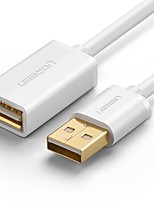 UGREEN USB 2.0 Extension Cable USB 2.0 to USB 2.0 Extension Cable Male - Female 2.0m(6.5Ft)