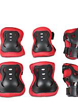Enfants Équipement de protection Protège Genoux, Protège Coudes & Protège Poignets pour Patinage sur glace Skateboard Roller en ligne