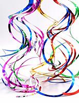 Пластик Свадебные украшения-6шт / УстановитьСвадьба Особые случаи Halloween День рождения Новорожденный Вечерние Вечеринка / ужин Для