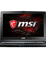 MSI gaming laptop 17.3 inch Intel i7-7700HQ 8GB DDR4 1TB HDD 128GB SSD Windows10 GTX1050 4GB GL72 7RDX-623CN
