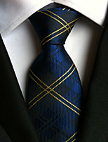 Men's Polyster Neck TieNeckwear Striped All Seasons W0050