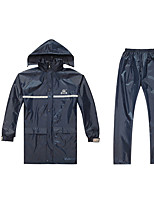 Electric Vehicle Split Raincoat Motorcycle Adult Split Raincoat OnePiece PVC Raincoat Rain Pants