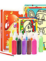 Stress Relievers Pretend Play Art & Drawing Toy Rectangular Mixed Material 6 Years Old and Above