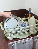 Multi-function Kitchen Dishwashing Bowl Cupboard Plastic Dishware
