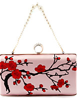 L.WEST Women's fashion flowers embroidered dinner packages cheongsam bags