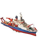 Jigsaw Puzzles DIY KIT 3D Puzzles Building Blocks DIY Toys Ship