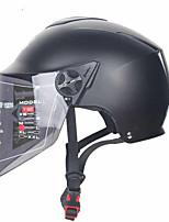 TORC T507 Motorcycle New Helmet Lengthened Lens Male Ladies Summer Helmet Anti - Ultraviolet Lens Half Helmet T507