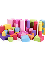 Building Blocks For Gift  Building Blocks Wooden 1-3 years old 3-6 years old Toys 48Pcs