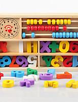 Bausteine Spielzeugrechenbrett Quadratisch Kind