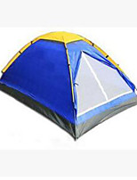 2 persons Travel Bag Fold Tent Camping Tent Stretch Satin Keep Warm