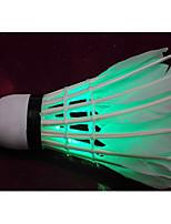6pcs Sport de détente Badminton Lampe LED Eclairage LED Eclairage LED Matériaux Légers pour Liège