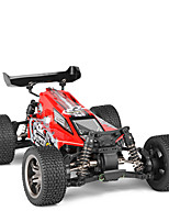 Rock Climbing Car 1:12 Brush Electric RC Car 50 2.4G Ready-To-Go 1 x Manual 1 x Charger 1 x RC Car