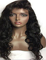Body Wave Full Lace Wigs For Black Women With Baby Hair Human Virgin Hair Elegant Made 8-26 Inch Soft Feel