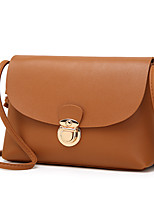 L.WEST Women's Candy Color Shoulder Bag