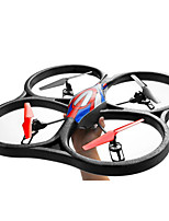WLtoys V262 2.4G 4 Channels 6 Axis RC Quadcopter 51CM Biggest r/c helikopter WL toys